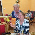Dýchánek pro seniory - Tvoření - Dekorace Váz a květináčů