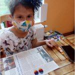 Výtvarná dílna pro mládež - Malování skleněných vitráží, výroba šperků a přívěsků